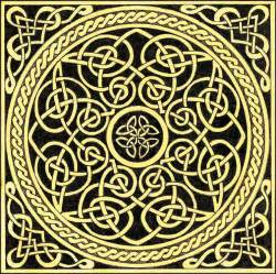 celtic interwoven 2